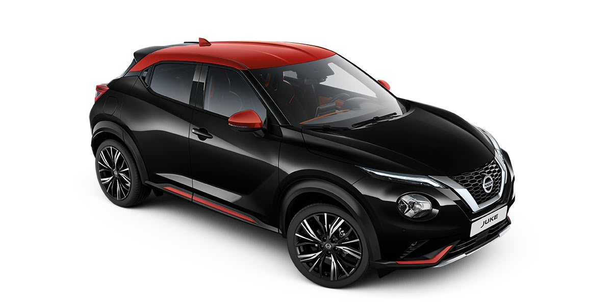 NEW JUKE DIG-T 117HP DCT N-DESIGN 19''+ NAVI