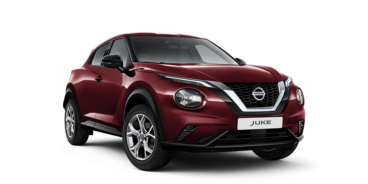 NEW JUKE DIG-T 117HP 7DCT N-CONNECTA