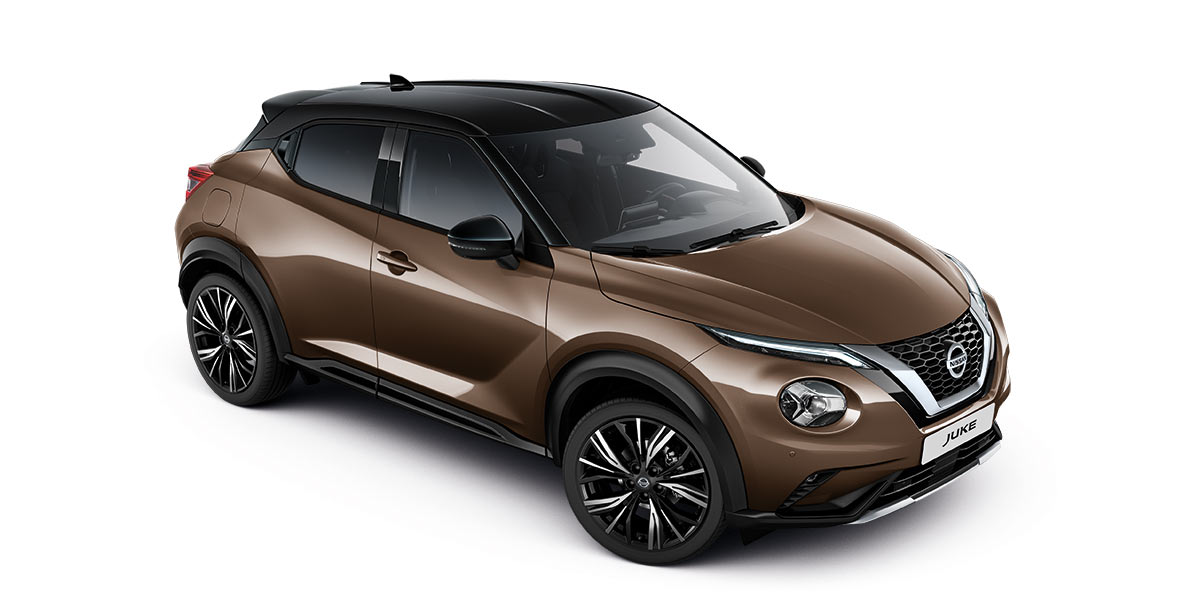 NEW JUKE DIG-T 117HP DCT N-CONNECTA+ NAVI+ TWO TONE