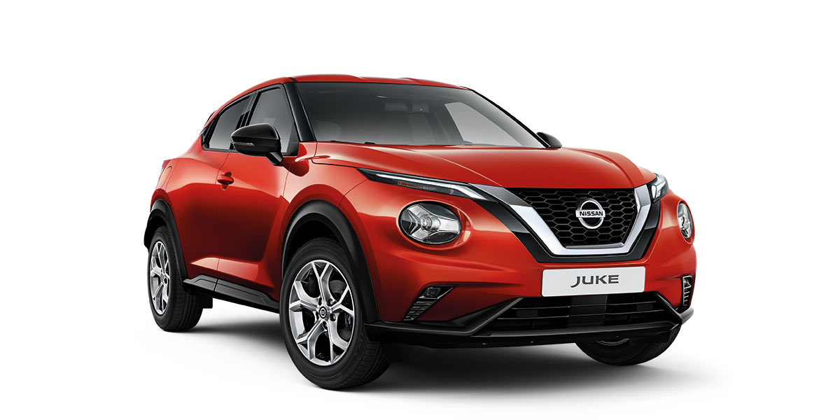 NEW JUKE DIG-T 117HP 6 M/T N-CONNECTA