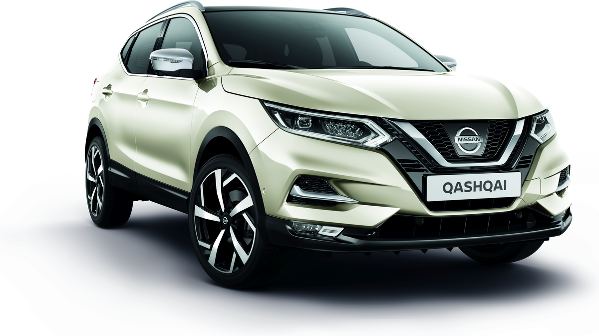 QASHQAI DIG-T 140 2WD 6M/T N-CONNECTA ROOF PACK MY19